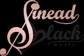 Sinead Black Music Logo